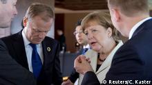 Japan G7 Gipfel Tusk Merkel