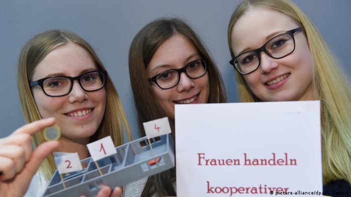 Deutschland Jugend forscht 2016 Laura Krupke