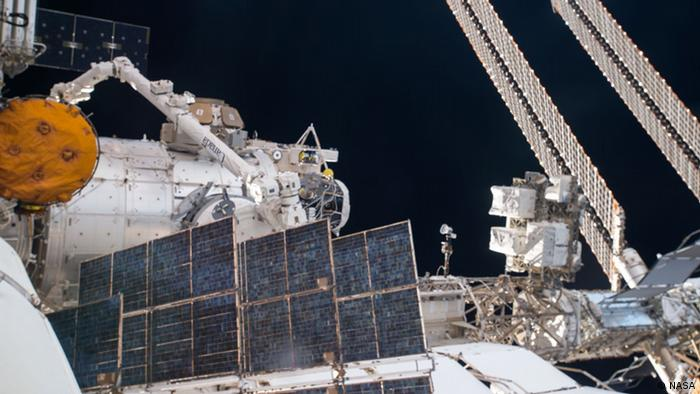 ISS Installation Bigelow Expandable Activity Module
