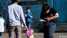 05.2016 Laut Gesundheitsministerium sind fast 30 Prozent der iranischen Schulkinder übergewichtig; Copyright: Fars