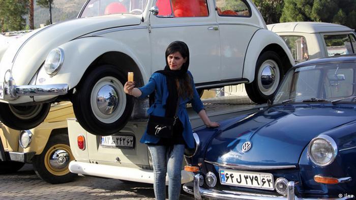 VW Beetles in Iran