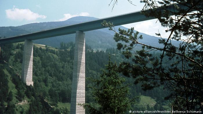 Europabrücke Brücke in Österreich