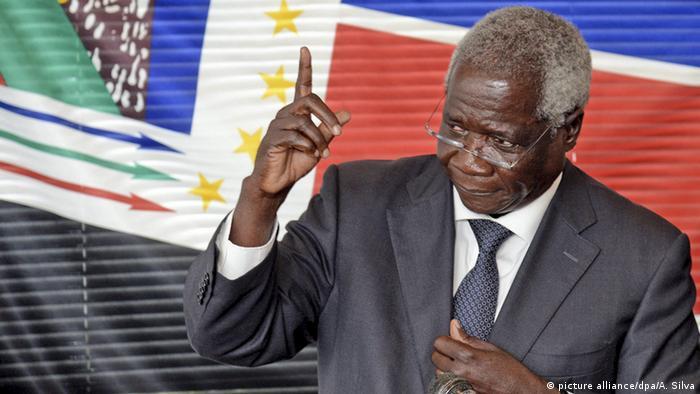 Mosambik RENAMO Afonso Dhlakama