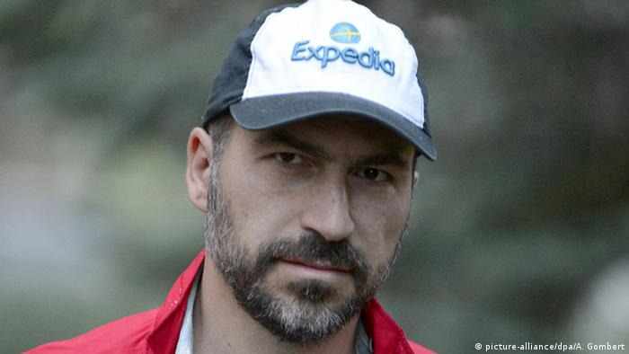 Dara Khosrowshahi CEO Expedia (picture-alliance/dpa/A. Gombert)