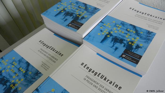 Исследование, посвященное украинцам в Германии и Польше