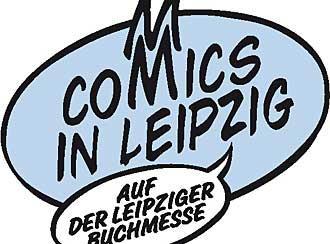 Comics - Leipziger Buchmesse - Logo