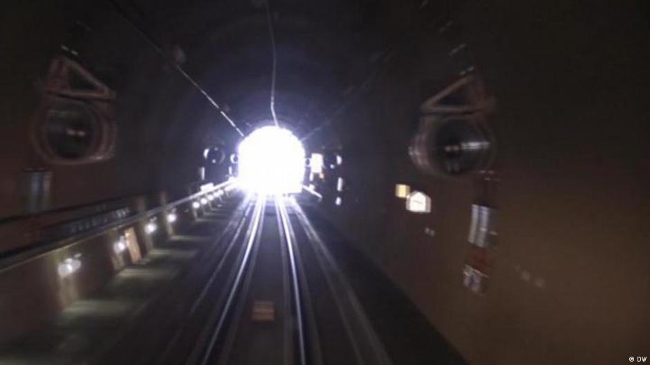 san bernardino tunnel aktuell
