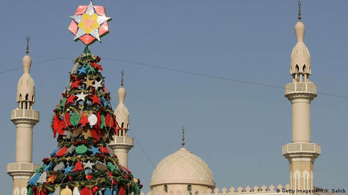 Christen in Dubai (Bild: Getty Images/AFP/K. Sahib)