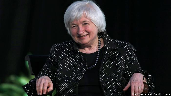 Harvard University, Cambridge, Massachusetts, Janet Yellen