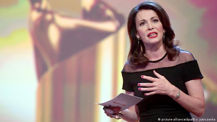 Deutschland Berlin Deutscher Filmpreis Lola Iris Berben