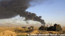 Irak Falludscha Kämpfe IS
