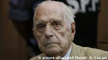 Argentinien Prozess Reynaldo Bigone