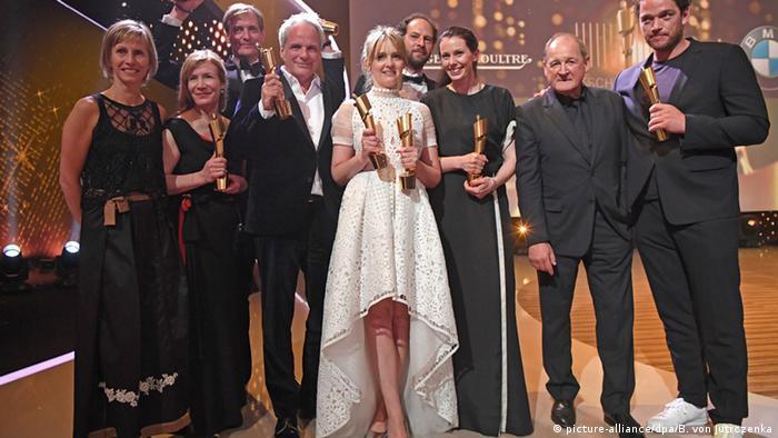 Deutschland Berlin Deutscher Filmpreis Lola 2016