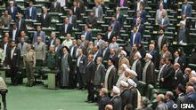 Iran Teheran Neues Parlament 2016