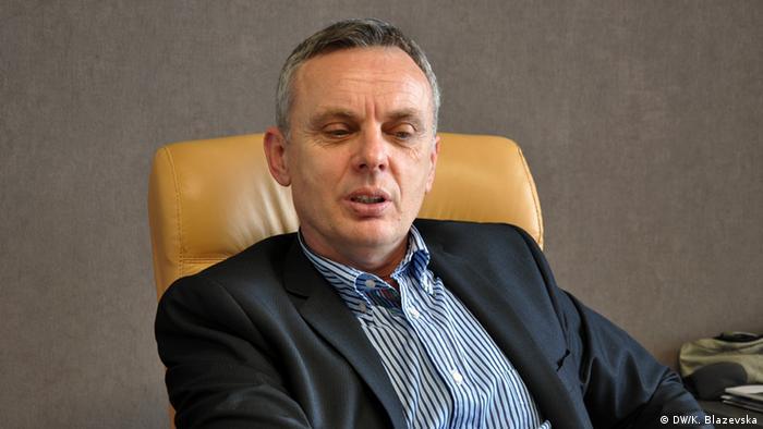 Dragan Malinovski Anwalt in Mazedonien