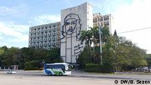 18.05.2016++++++Kuba3: Platz der Revolution, Kuba, La Habana (c) DW/B. Sezen