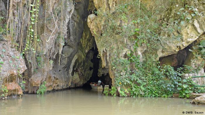 Kuba Vinales Cueva del Indio