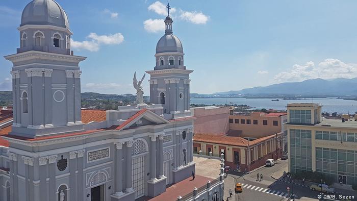 Kuba Santiago de Cuba Kathedrale