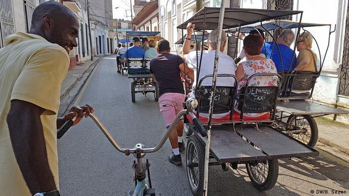 Kuba Camagüey Fahrrad Tour