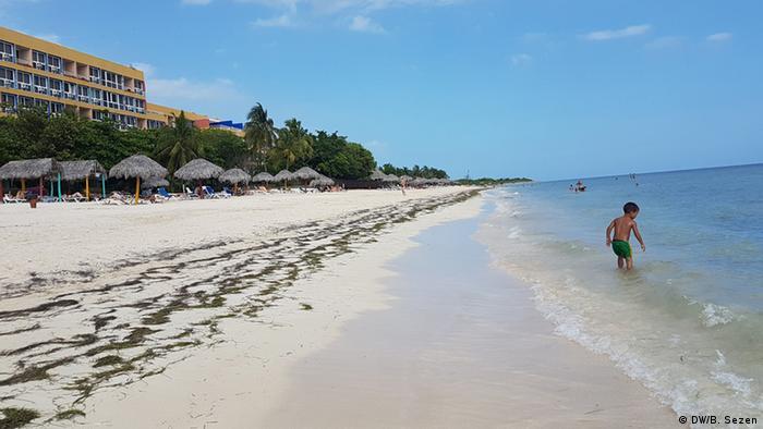 Kuba Trinidad Sandstrand