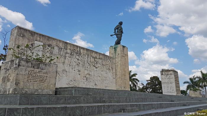 Kuba Santa Clara Che Guevara Mausoleum