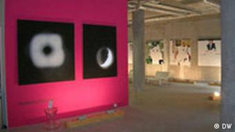 Art exhibition in Frankfurt