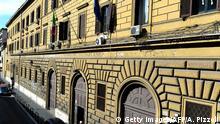 Symbolbild Gefängnis Regina Coeli in Rom