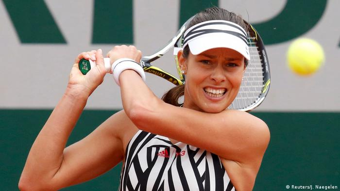 Tennis French Open Ana Ivanovic (Reuters/J. Naegelen)
