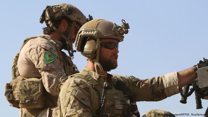 Washington'da IŞİD'le mücadele buluşması