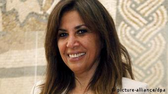 Porträt Shahira Amin