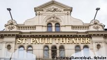 Deutschland St. Pauli Theater in Hamburg