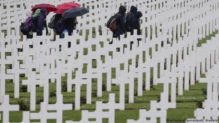 Frankreich Gedenkfeier zur Schlacht von Verdun