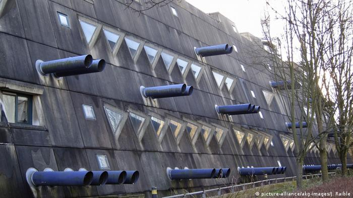 Laboratorios de la Universidad Libre de Berlín.