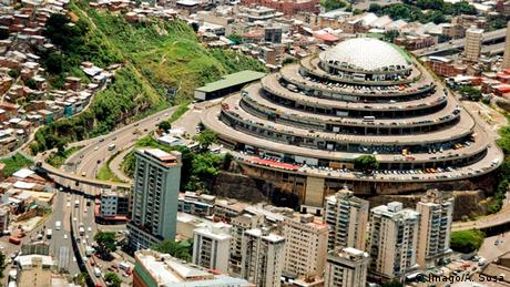 Venezuela Helicoide De Caracas (Foto: Imago/A. Sosa)