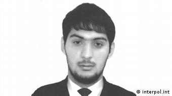 Chechen security official named Ruslan Mukhudinov (interpol.int)