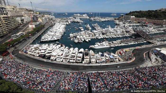 Monaco Formel 1 Motorsport (Getty Images/AFP/V. Hache)
