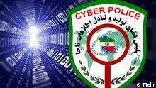Titel: Cyberpolizei Iran Cyber Polizei Iran (Abkürzung: FATA ) Quelle: Mehr