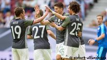Fußball Deutschland Slowakei