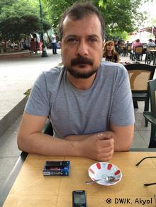 Türkei Gezi Proteste Verwundeter Volkan Kesanbilici