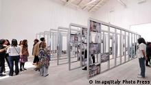 Venice 26/05/2016 15th Biennale of architecture in the picture pavillon of Spain +++ (C) Imago/Italy Photo Press