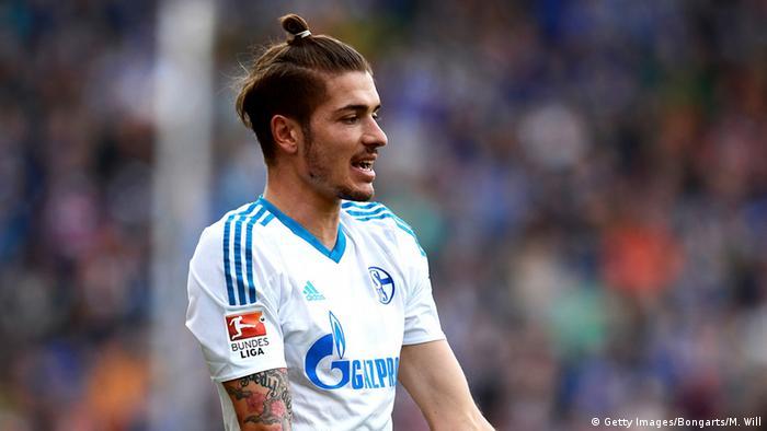 Немецкий футболист марио гетце