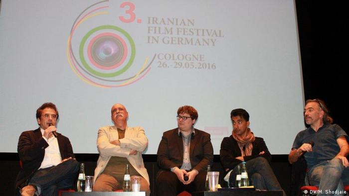 Deutschland iranisches Film Festival in Köln