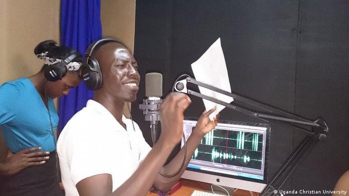 DW Akademie Training in Uganda