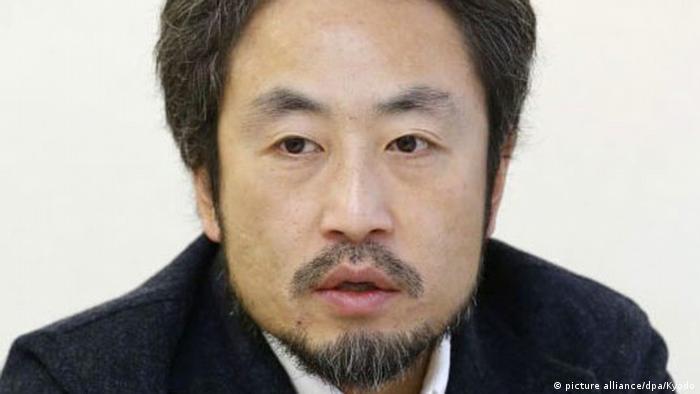 Jumpei Yasuda japanischer Journalist