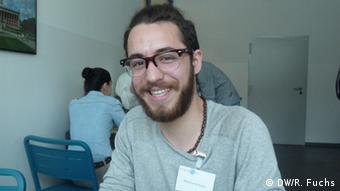 Vorbereitungskurse für Flüchtlinge Studium Abdulhamid Kouka