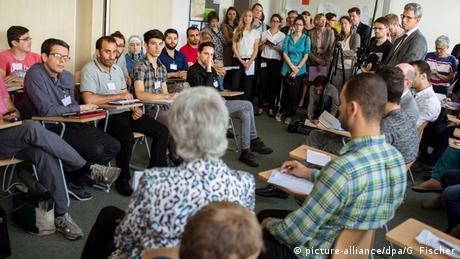 Vorbereitungskurse für Flüchtlinge Studium