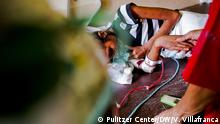 HIV and AIDS in the Philippines (Pulitzer Center/DW/V. Villafranca)