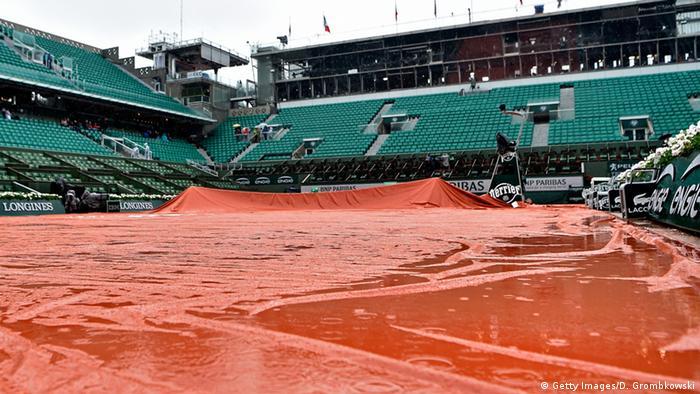 Frankreich Tennisturnier Roland Garros in Paris
