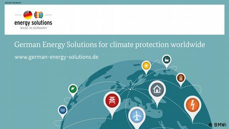 GMF16 BMWi Energy Solutions Banner