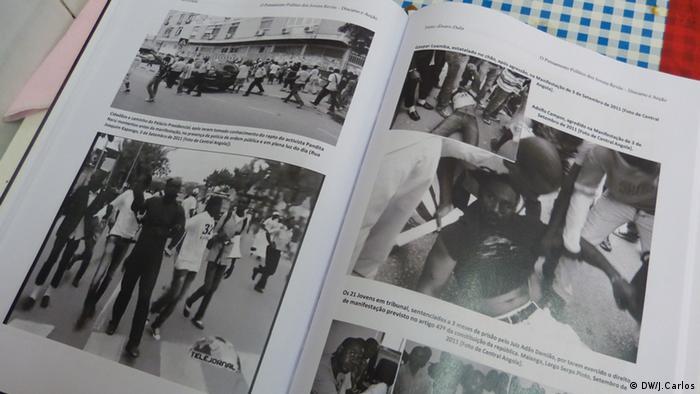 Imagem do livro O Pensamento Político dos Jovens Revús - Discurso e Acção, do escritor Nuno Álvaro Dala